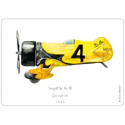 Seagull Gee Bee R1